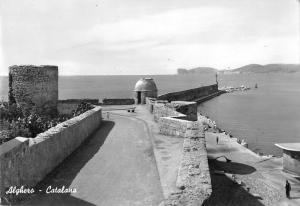 B97781 alghero catalana real photo  italy
