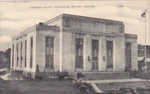 Missouri Bethany Harrison County Court House