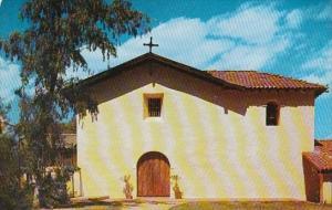 California San Fernando Mission San Fernando