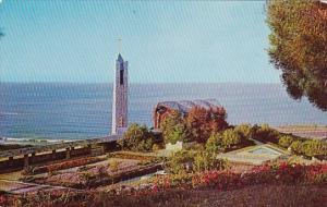 The Wayfarers Chapel Portuguese Bend California