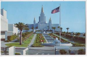 Oakland Temple, Oakland CA