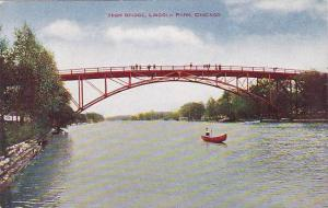Illinois Chicago High Bridge Lincoln Park