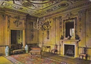 Andorra Cheshire Disley Lyme Hall The Saloon