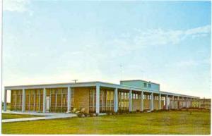 Jacob Aron Student Union, Mississippi Vocational College, MS Chrome