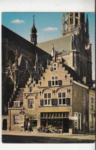 BF29862 breda oude gevele grote markt  netherland  front/back image