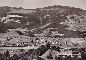 Austria Andelsbuch Bregenzerwald Real Photo