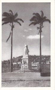 FORT-DE-FRANCE , Martinique , 40-50s ; Empress Josephine's Statue