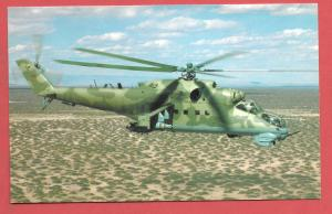 Aircraft - #18 - Mi-24 Hind Attack Helicopter