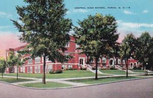 North Dakota Fargo Central High School 1942