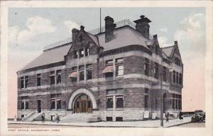 Iowa Davenport Post Office