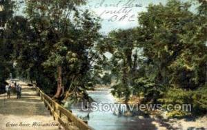 Green River Williamstown MA 1906
