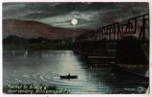 Market St Bridge, Williamsport PA