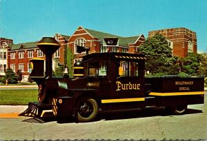 The Boilermaker Special Purdue University West Lafayette Indiana