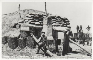 RP: FORT HELL , Virginia ,1930-40s ; Officer Quarters