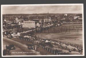 098044 UK South side Bridlington Vintage photo PC