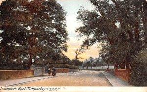 Stockport Road Timperley Ireland 1905