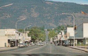 VERNON , B.C. , Canada , 1950-60s ; Main Street
