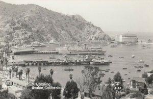 RP: CATALINA , Avalon , California , 1940s