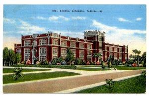 FL - Sarasota. High School