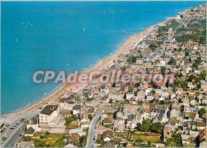 Modern Postcard Saint Aubin sur Mer (Calvados) General view