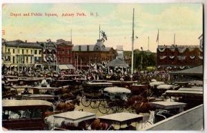 Depot & Public Square, Asbury Park NJ