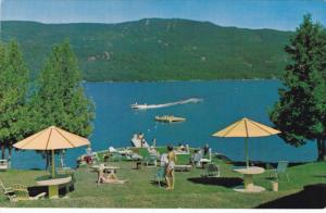 The Cuttle's Tremblant Club, MONT TREMBLANT, Quebec, Canada, 40-60s