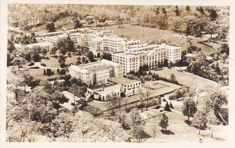 RP: The Greenbrier , WHITE SULPHER SPRINGS , West Virginia , 30-40s
