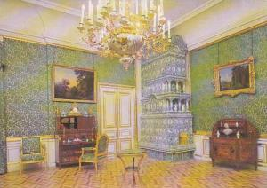 Russia Petrodvorets The Great Palace The Secretary Room