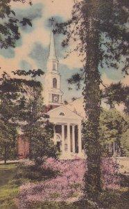 PINEHURST, North Carolina, 1920-30s; The Village Chapel