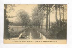 Saint-Ouen-sur-Morin, France , 00-10s, Chateau de la Brosse - Le Miroir