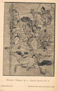 Japan Hokusai Mangwa Aquatic Sports 06.34