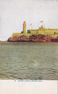 Cuba Havana Morro Castle