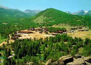 Colorado Rocky Mountains Y M C A Conference Grounds
