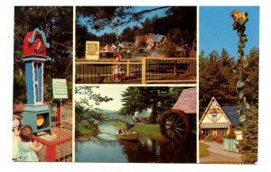 NY - Lake George. Storytown USA, Live & Animated Nursery Rhymes
