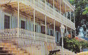 Government House, St. Thomas, Virgin Islands, 30-40s