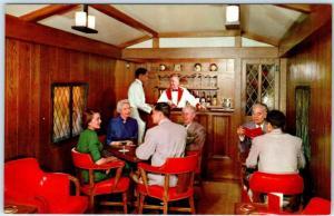 Union Pacific Railroad  CITY OF DENVER Streamliner Club Car THE PUB P