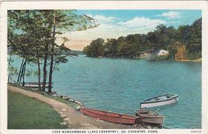 Lake Wangumbaug (Lake Coventry). So. Coventry, Connecticut, PU-1932