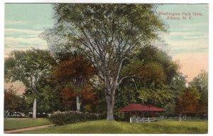 Albany, N.Y., Washington Park View