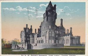 Sir H.M. Pellatt's Residence, Casa Loma, Toronto, Ontario, Canada, PU-1920