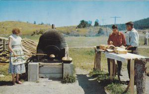 Old Bread Oven, Gaspe, Quebec, Canada, 1940-1960s