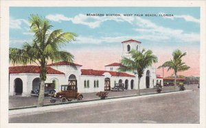 Seaboard Railroad Station West Palm Beach Florida