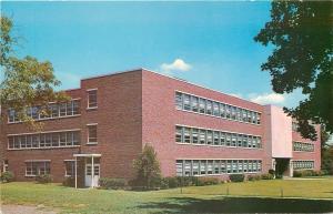 Nashville Tennessee~Fisk University~Park-Johnson Hall~1960s Postcard
