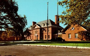 Pennsylvania Harrisburg The Governor's Mansion
