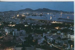 Postal 08127 :  Gran Canaria, vista nocturna