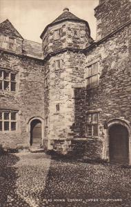 Tuck Queen's Upper Courtyard Plas Mawr Conway England