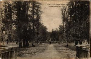 CPA JOINVILLE Promenades du Petit Bois (616465)