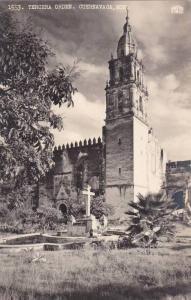 RP, Tercera Orden, Fountain With A Cross, Cuernavaca, Morelos, Mexico, 1930-1...