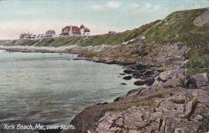 Maine York Beach Dover Bluffs