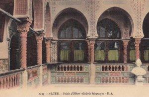 ALGER.-Palais d'Hiver-Galerie Mauresque , 00-10s