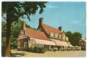 Netherlands, Hotel Café Restaurant De Grebbeberg, Rhenen, 1970 used